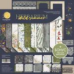 Набор двусторонней бумаги 30х30см от Scrapmir Herbarium Wild summer 10шт. - ScrapUA.com