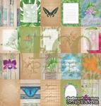 """Набор карточек от EcoPaper """"Тропикана"""" - ScrapUA.com"""