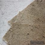 Тутовая бумага, цвет натуральный коричневый - ScrapUA.com