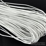 Вощеный шнур, 1,5 мм, цвет белый, 5 метров - ScrapUA.com