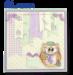 "Акриловый штамп от LeCreaDesign - Owlie's, ""Popco at Party"" - Сова и праздник - ScrapUA.com"