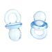 """Акриловая подвеска """"Соска"""", цвет синий, 21.0мм x 12.0мм, 1 шт. - ScrapUA.com"""
