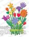 Impression Obsession - Цветы, веточки и деревья