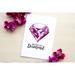 Набор открыток для раскрашивания аква чернилами, акварелью Brilliant, ТМ Фабрика Декору - ScrapUA.com
