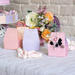 Набор картонных заготовок 004, ТМ Fabrika Dekoru, 6 штук, выбор цвета - ScrapUA.com