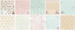 Набор скрапбумаги Фабрика Декора - Baby Shabby, 30х30 см, 10 листов - ScrapUA.com