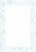 Двусторонняя подложка от Galeria Papieru, 10х14,5см, цвет голубой - KP-02 - ScrapUA.com