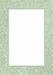 Двусторонняя подложка от Galeria Papieru, 10х14,5см, цвет аквамарин - KP-04 - ScrapUA.com