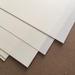 Блок дизайнерской бумаги, фактура лен, цвет слоновая кость, размер А5, 80 г/м, толщина 7мм, 60 листов - ScrapUA.com