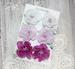 Набор цветов Royalty flowers Сиреневый микс, ТМ Iris, 9 шт - ScrapUA.com