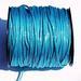 Шнур с люрексом, 2мм, цвет голубой, 3 метра - ScrapUA.com