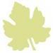 Фигурный дырокол McGill -  Grape Leaf - ScrapUA.com