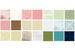 Набор бумаги DCWV - Luxury Mat Stack, 11.4х16.5 см, 20 листов - ScrapUA.com
