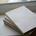 Блок для блокнота А5 состаренный, с запахом ванили, 100 листов - ScrapUA.com