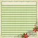 Лист скрапбумаги от Echo Park - Days of Christmas, 30х30 см - ScrapUA.com