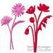 Spellbinders - Цветы, веточки и деревья