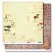 Набор бумаги для скрапбукинга от ScrapBerry's - В лесу, 30,5х30,5 см, 190 гр/м, 11 шт. - ScrapUA.com