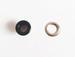 """Набор люверсов с кольцом от ScrapEgo - """"Черный"""", 30 шт. - ScrapUA.com"""