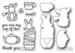 Poppystamps - Наборы ножей и штампов