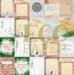 Набор карточек от EcoPaper - «Зимние сны», 20 шт. - ScrapUA.com