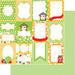 Набор бумаги «Летняя кухня», 30,5х30,5см, 12 листов - ScrapUA.com