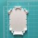Пластиковое украшение Свиток от Е.В.A, 4,5х6,7см - ScrapUA.com
