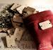 Деревянные украшения от Wycinanka - Деревянные таблички для Адвент-календаря, 2x2,8 см, 24 дет. - ScrapUA.com