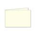 """Набор заготовок для открыток американского формата, Long, 4 1/4"""" х 5 1/2"""", цвет белый, 250 г/м2, 10 шт. - ScrapUA.com"""