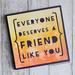 ОТПРАВКА С 26.03  - Нож от Concord & 9th - Friends Like You, 7х7см - ScrapUA.com