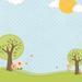 Лист бумаги Galeria Papieru - Letni czas-01, 30,5 x 30,5 см - ScrapUA.com