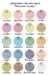 Акриловые краски от ScrapEgo