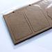 Набор тэгов из плотного крафт-картона, толщина 1,3мм, 12 штук - ScrapUA.com
